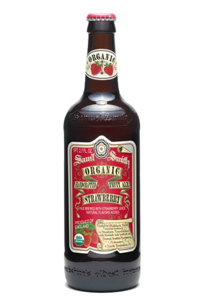 Samuel Smith Organic Strawberry Fruit Ale