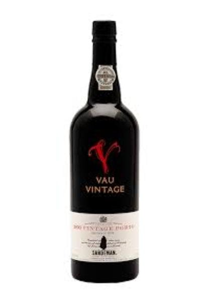 Sandeman Bottled Aged Port Vau 2000