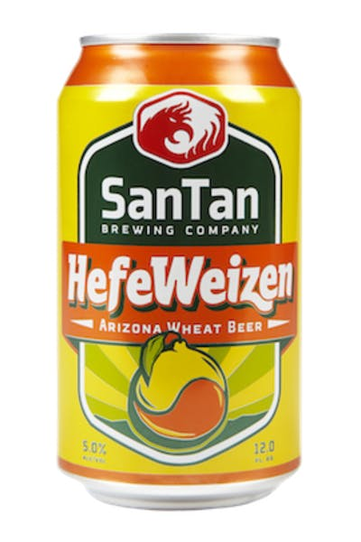 SanTan Hefeweizen
