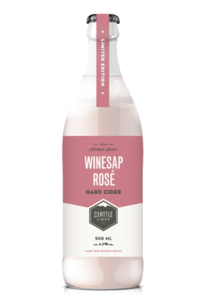 Seattle Cider Winesap Rose