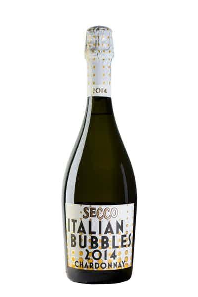 Secco Italian Bubbles, Chardonnay Brut
