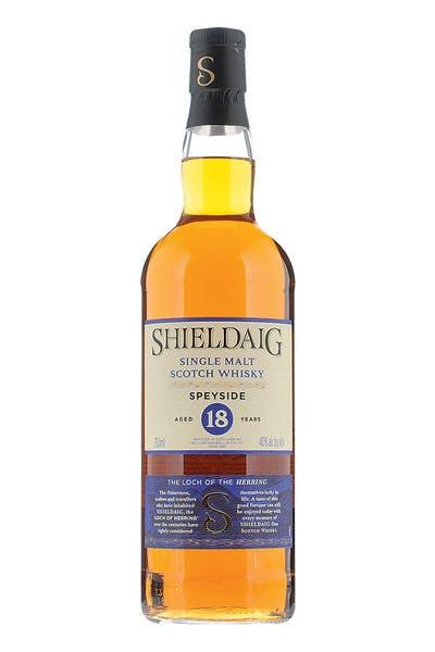 Shieldaig Speyside Single Malt 18yr