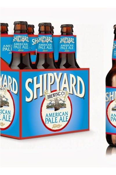 Shipyard Pale Ale
