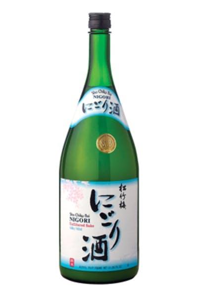 Sho Chiku Bai Sake Nigori Silky Mild