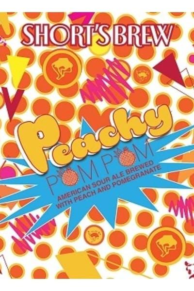 Shorts Peachy Pom Pom