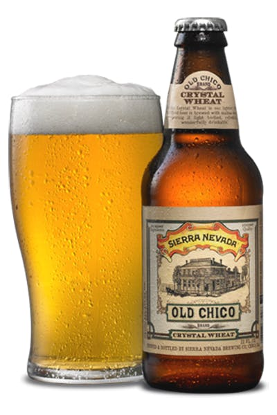 Sierra Nevada Old Chico Crystal Wheat