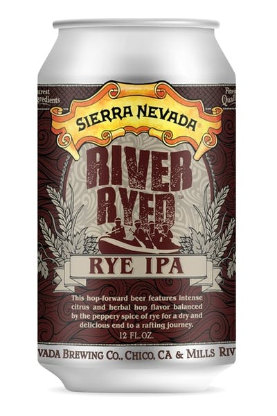 Sierra Nevada River Ryed Rye IPA