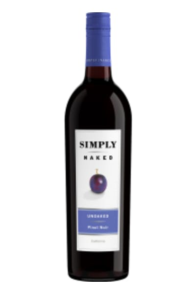 Simply Naked Pinot Noir
