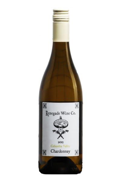 Sleight of Hand Cellars Renegade Wine Company Chardonnay
