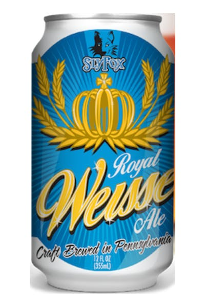 Sly Fox Royal Weisse