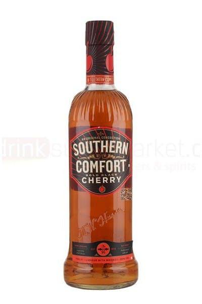 Southern Comfort Liqueur Black Cherry