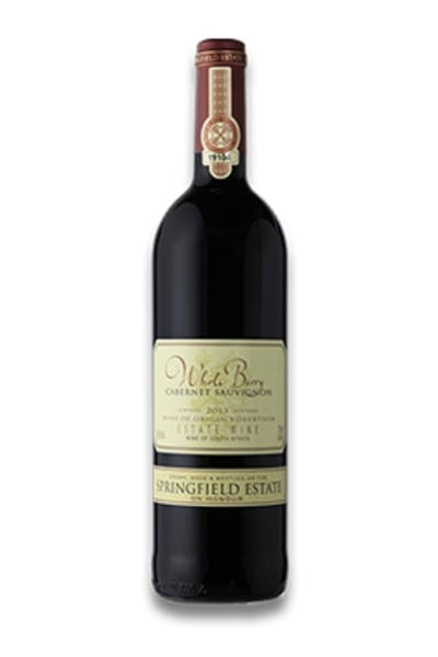 Springfield Estate Whole Berry Cabernet Sauvignon