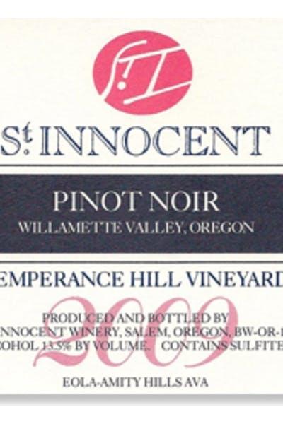 """St. Innocent """"Temperance Hill"""" Pinot Noir"""