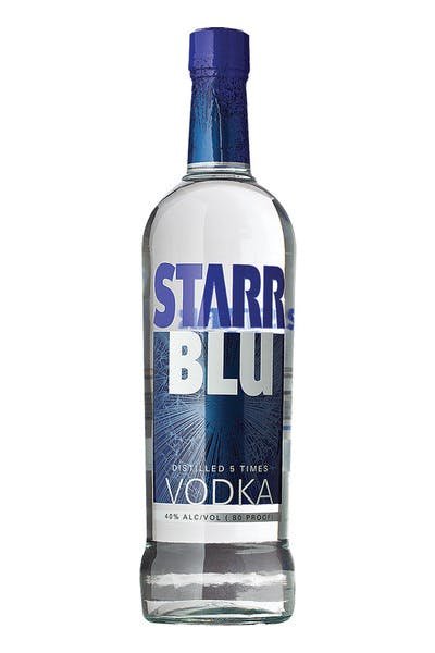 Starr Blu Vodka