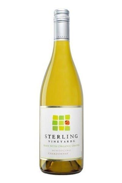 Sterling Vineyards Organic Chardonnay