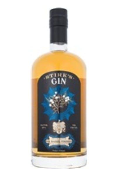 Stirk's Oak Barrel Finished Gin
