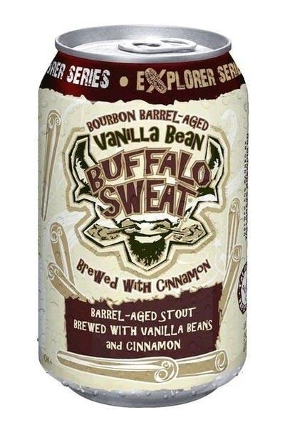 Tallgrass Bourbon Barrel Aged Vanilla Bean Buffalo Sweat