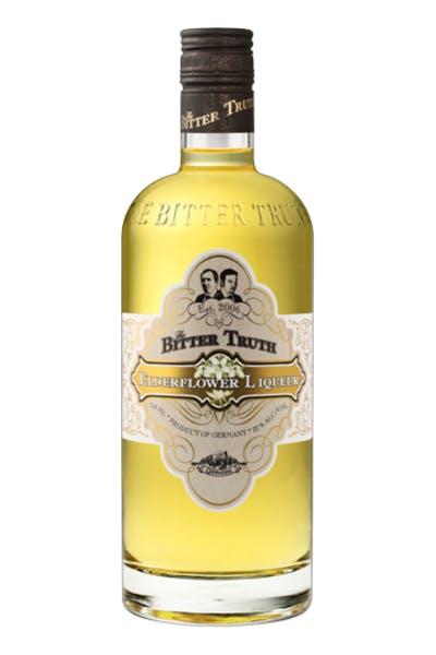 The Bitter Truth Elderflower Liqueur