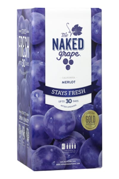 The Naked Grape Merlot