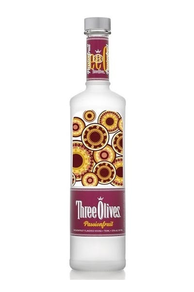 Three Olives Passion Fruit