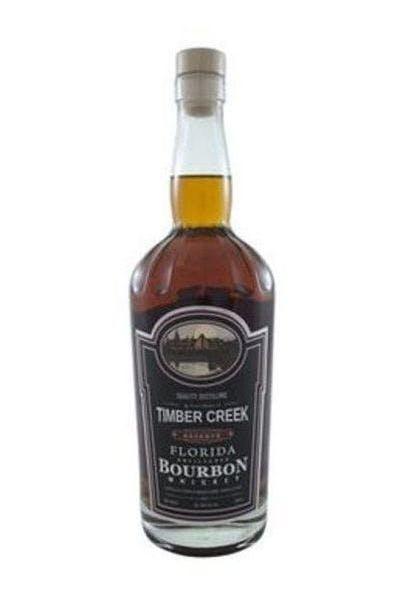 Timber Creek Florida Reserve Bourbon