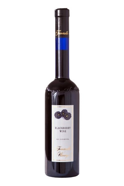 Tomasello Blackberry Wine