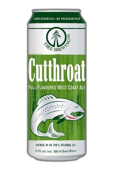 Tree Brewing Cutthroat Ale
