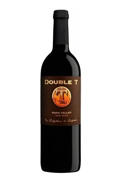 Trefethen Double T Napa Red 2012