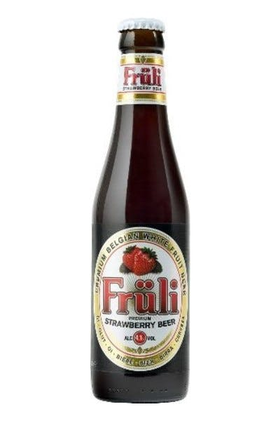 Van Diest Fruli Strawberry Beer