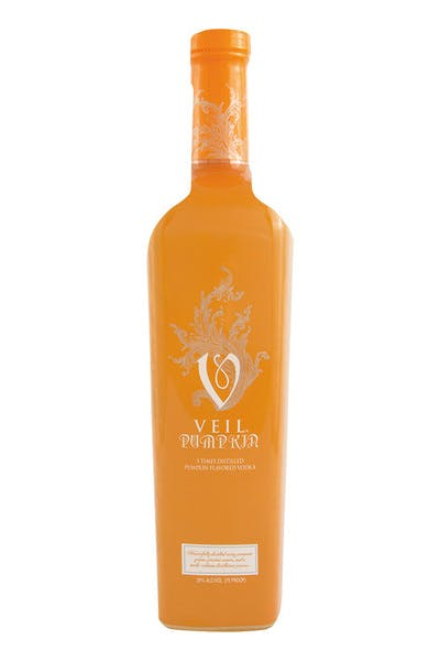 Veil Pumpkin Vodka