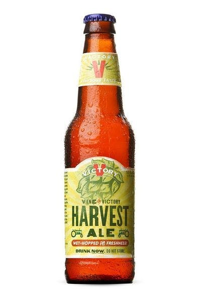 Victory Harvest Ale