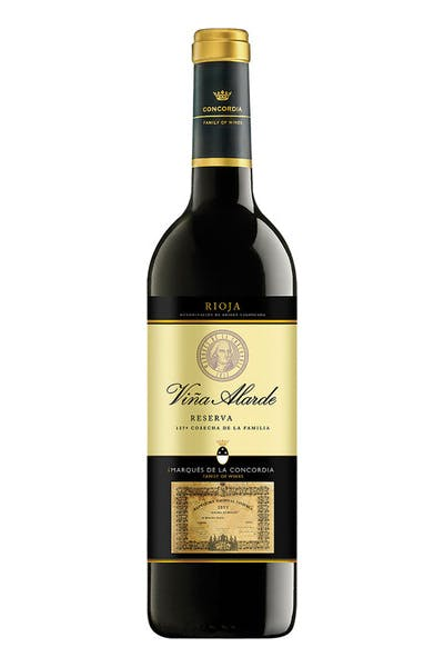Vina Alarde Rioja Reserva