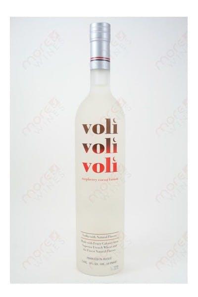 Voli Vodka Raspberry Cocoa Fusion