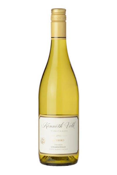 Volk Jaybird Unoaked Chardonnay 2013