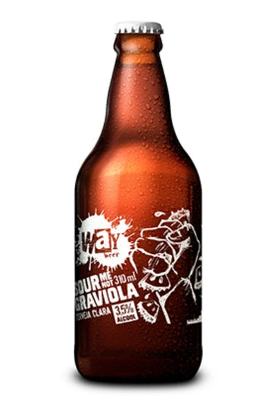 Way Beer Me Not Graviola