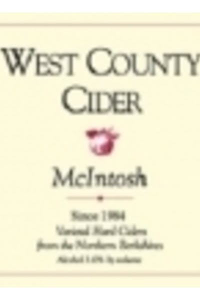 West County Cider Mcintosh