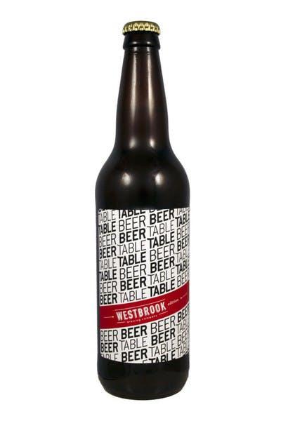 Westbrook Table Beer
