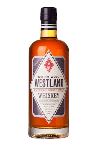 Westland Sherry Wood Whiskey