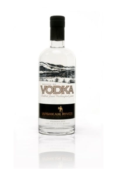 Whishkah River Grain Vodka
