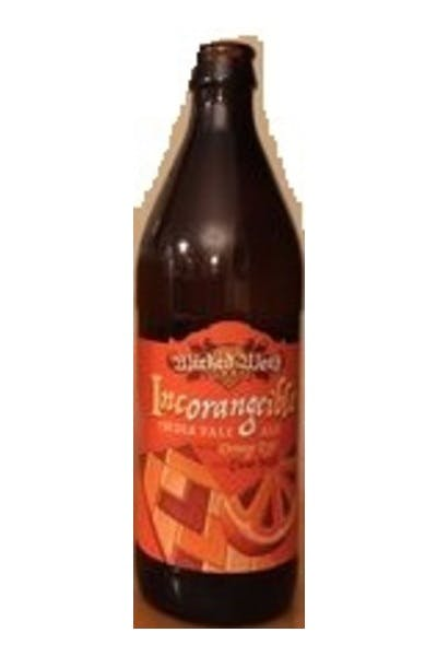 Wicked Weed Incorangeible IPA