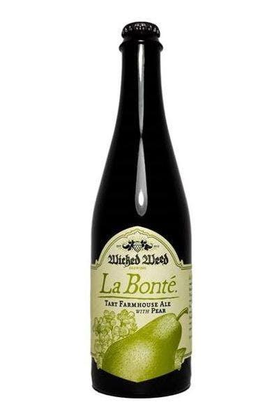 Wicked Weed La Bonte Pear