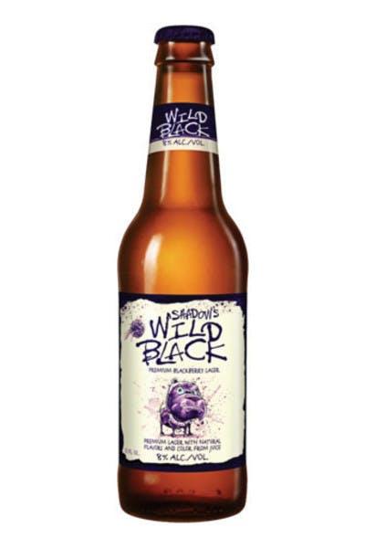 Wild Black Lager