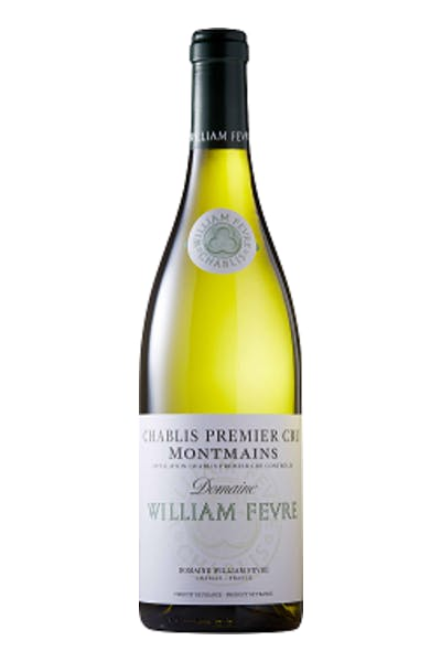 William Fevre Chablis Montmains Premier Cru 2013