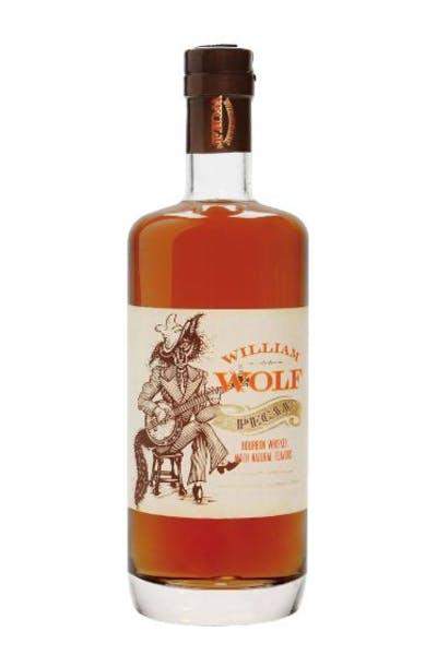 William Wolf Pecan Bourbon
