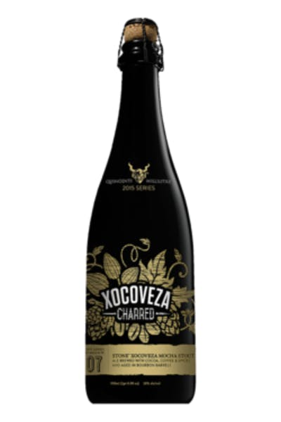 Stone Xocoveza Charred Imperial Stout