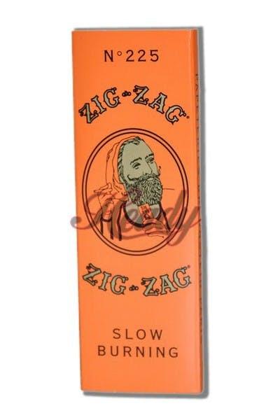 Zig Zag French Orange