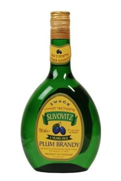 Zwack Brandy Plum Slivovitz