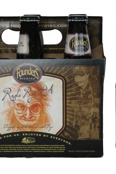 Founders Reds Rye Ale