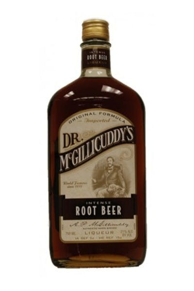 Dr. McGillicuddy's Rootbeer
