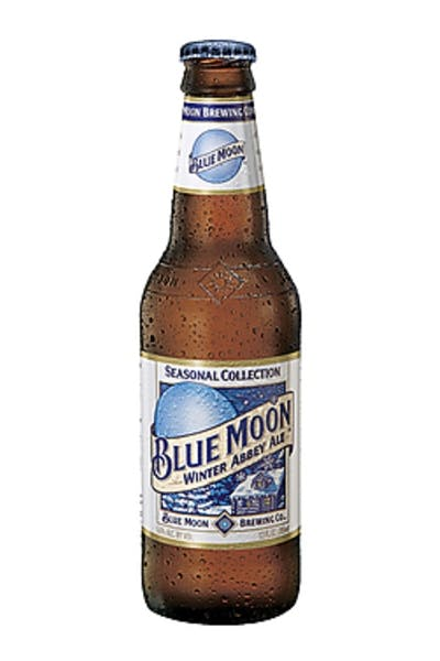 Blue Moon Winter Abbey Ale